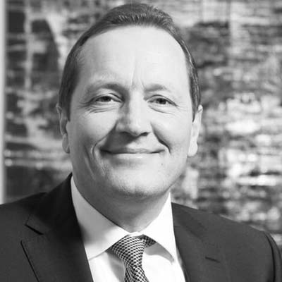 Claus Weber, Solution Asset Management